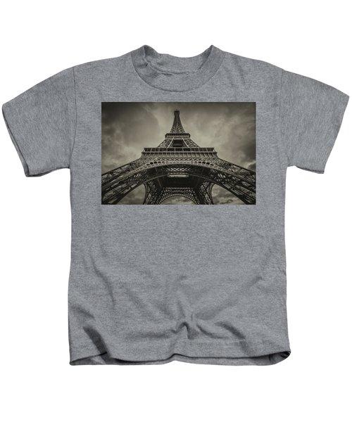 Eiffel Tower 1 Kids T-Shirt