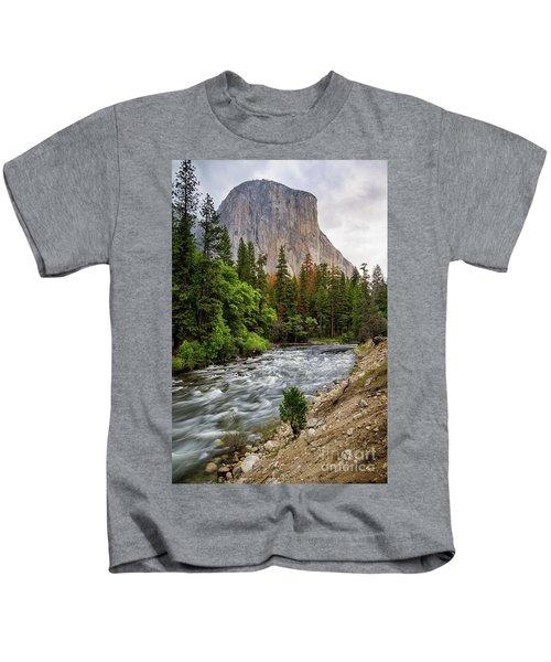 El Cap #3 Kids T-Shirt