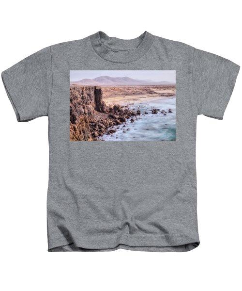 El Cotillo - Fuerteventura Kids T-Shirt by Joana Kruse