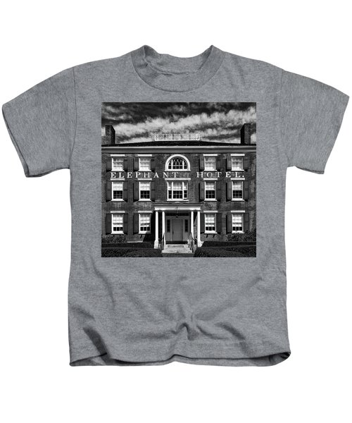 Elephant Hotel Kids T-Shirt