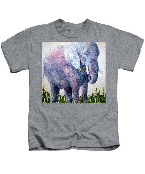 Elephant Sanctuary Kids T-Shirt