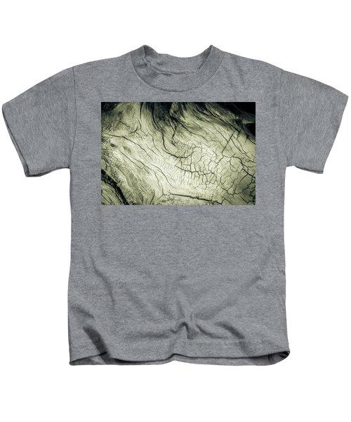 Elephant Wood Of Memory Kids T-Shirt