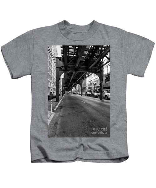 ecc39b17 Chicago Transit Authority Kids T-Shirts   Fine Art America