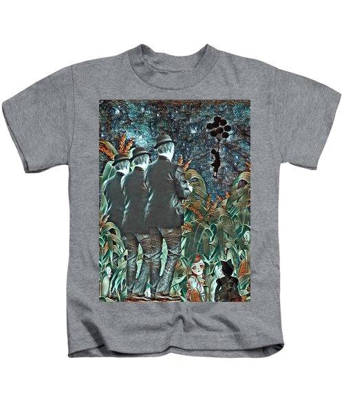 Elite Hide And Seek Kids T-Shirt