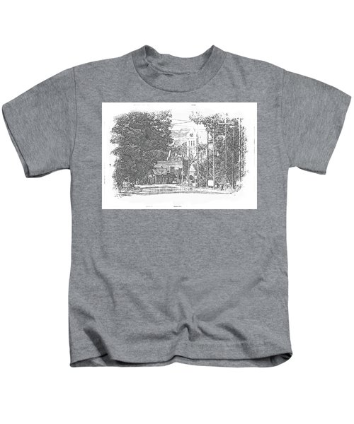 Ellaville, Ga - 1 Kids T-Shirt