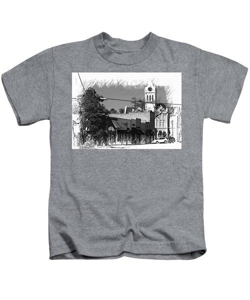 Ellaville, Ga - 3 Kids T-Shirt