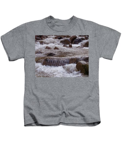 Ellenville Waterfall Kids T-Shirt