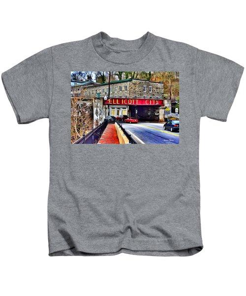 Ellicott City Kids T-Shirt