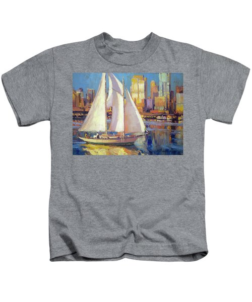 Elliot Bay Kids T-Shirt