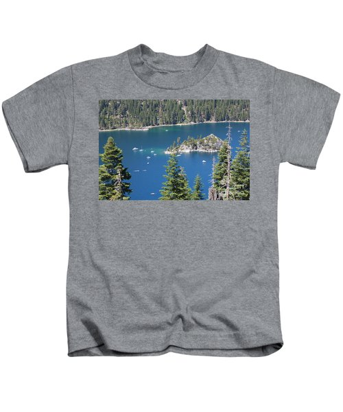 Emerald Bay Kids T-Shirt