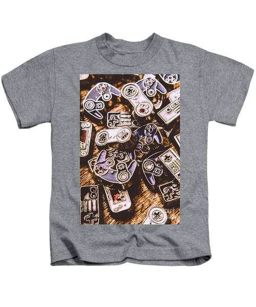 Emulating The Classics Kids T-Shirt