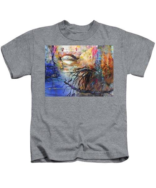Enchanted Waters Kids T-Shirt
