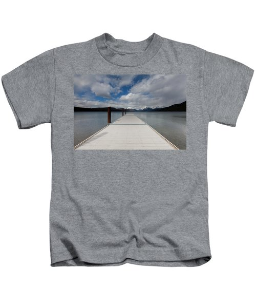End Of The Dock Kids T-Shirt