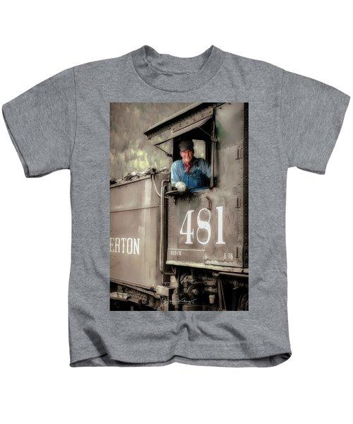 Engineer 481 Kids T-Shirt