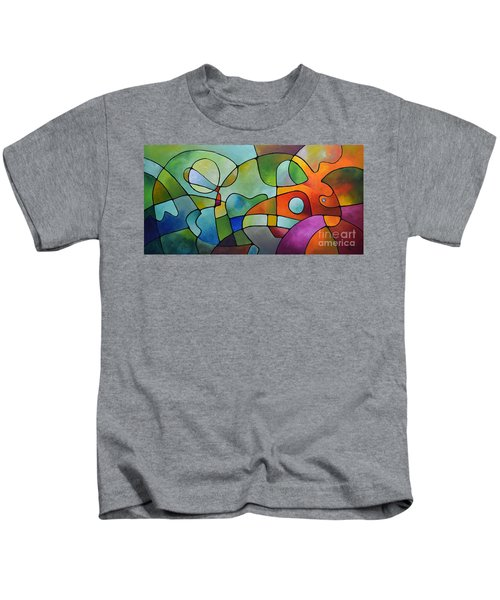 Equanimity Kids T-Shirt