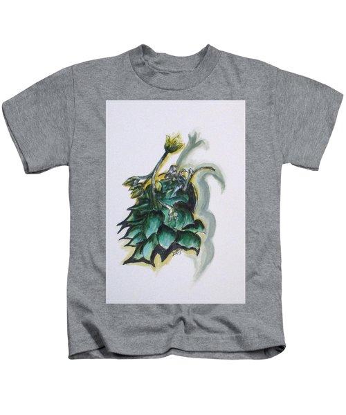 Erika's Spring Plant Kids T-Shirt