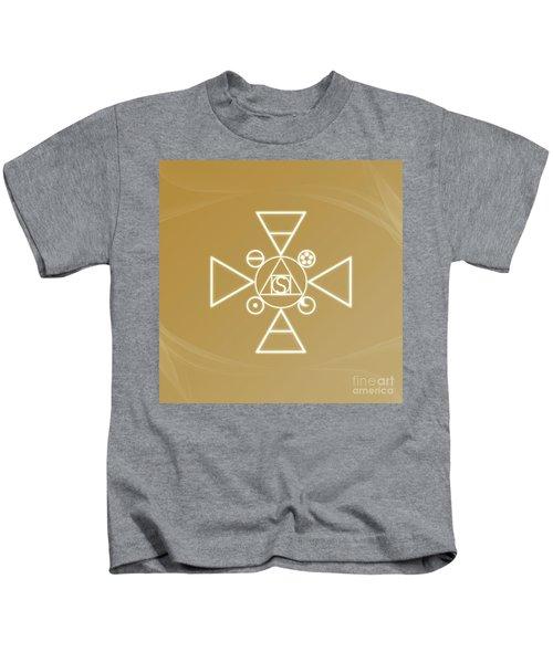 Essence Of The Spirit Kids T-Shirt