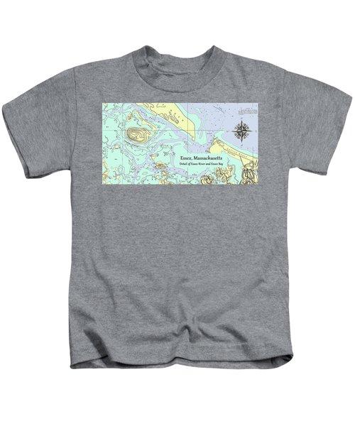 Essex River Detail Kids T-Shirt