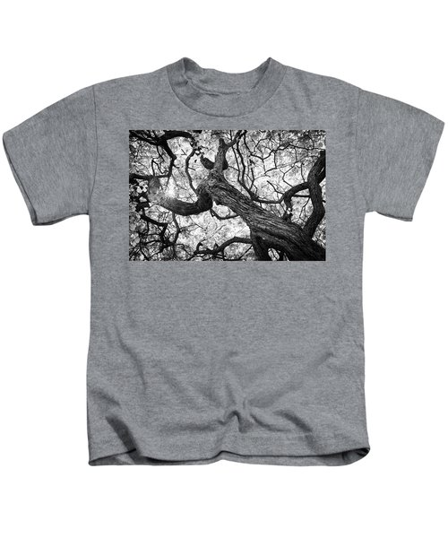 Ethereal Maple Kids T-Shirt
