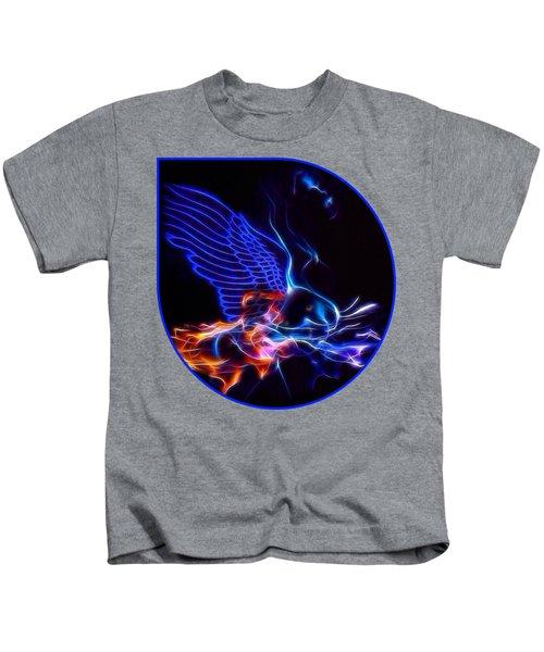 Ethnic Wing Of Fire T-shirt Kids T-Shirt