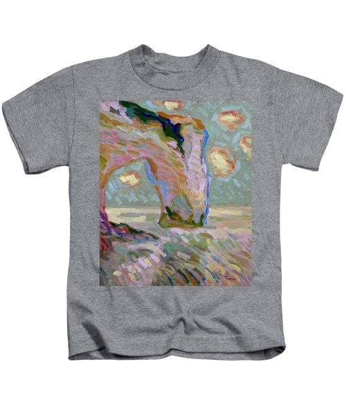 Etretat -1 Kids T-Shirt