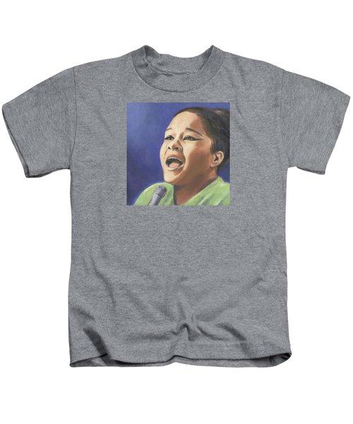 Etta James Kids T-Shirt