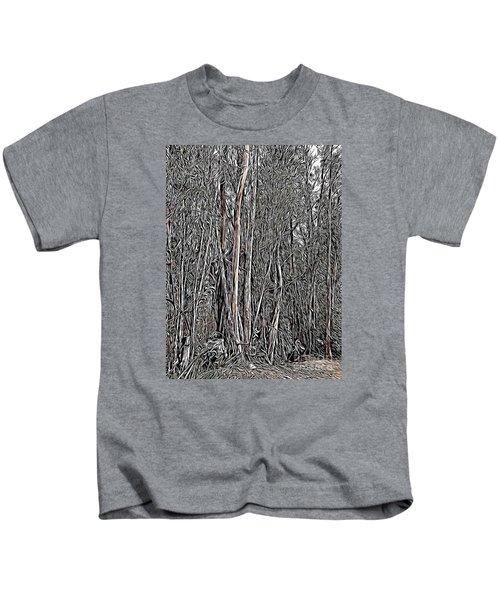 Eucalyptus  Kids T-Shirt