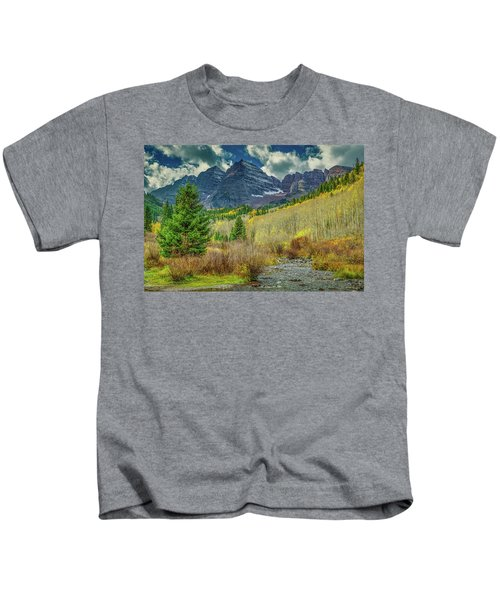 Evening Reverie Kids T-Shirt