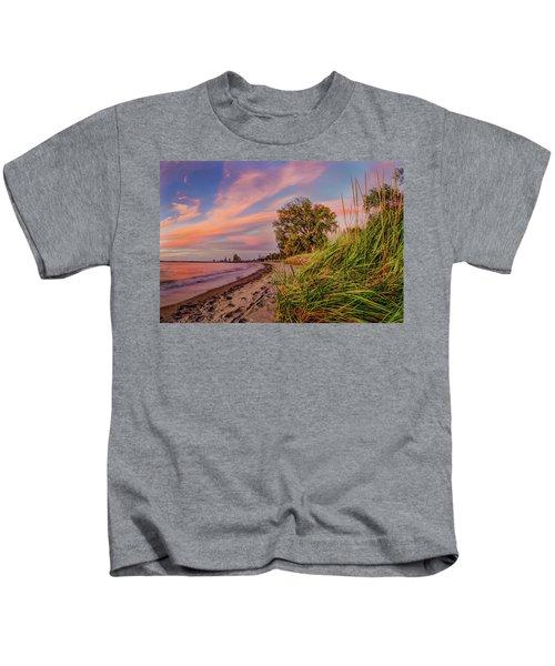 Evening Sunset Kids T-Shirt