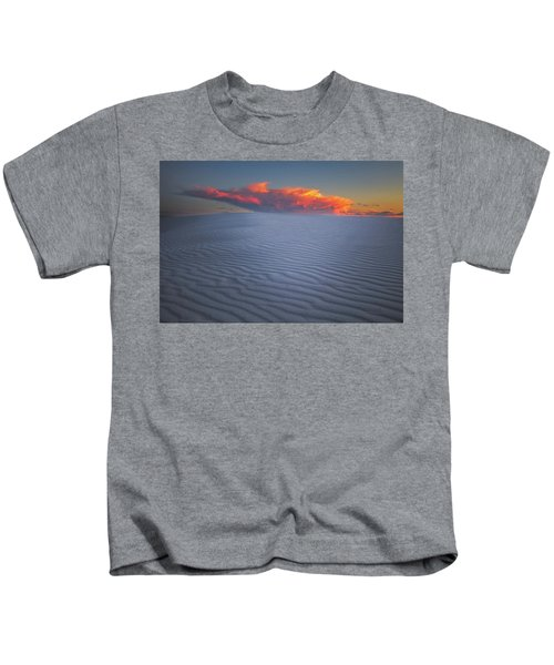Explosion Of Colors Kids T-Shirt