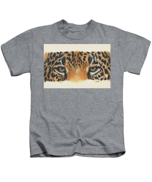Jaguar Gaze Kids T-Shirt