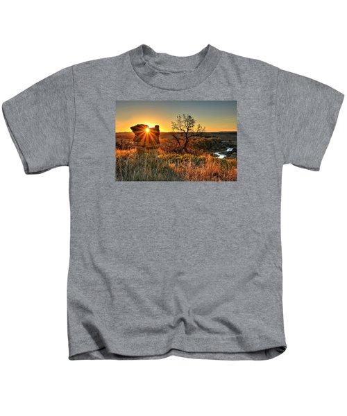 Eye Of The Monolith Kids T-Shirt