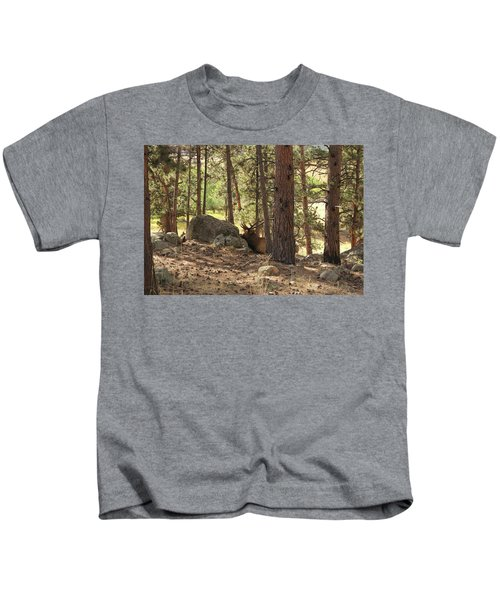 Faabullelk115rmnp Kids T-Shirt