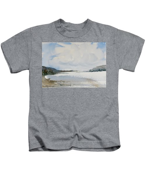 Fair Weather Or Foul? Kids T-Shirt