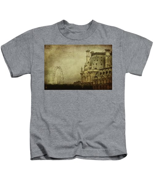 Fairground Kids T-Shirt by Andrew Paranavitana