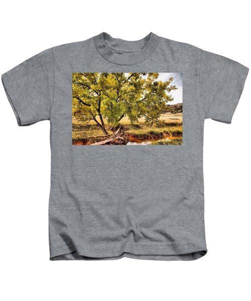 Fall Color Kids T-Shirt