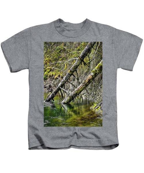 Fallen Friends Kids T-Shirt