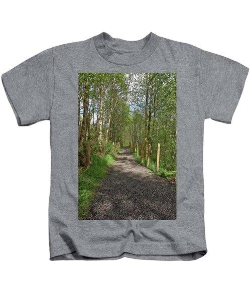 Falloch Path Kids T-Shirt