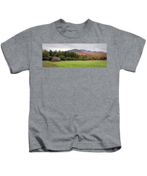 Farewell Red Barn Kids T-Shirt