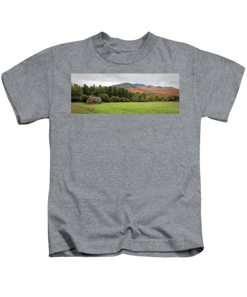 Farewell Red Barn Kids T-Shirt
