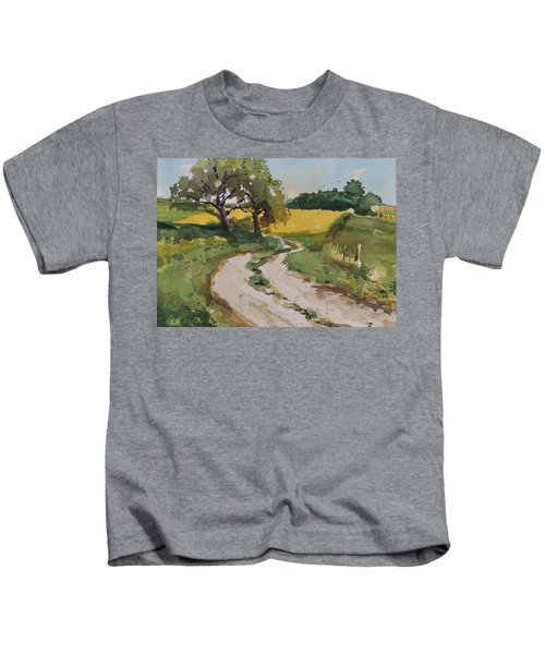 Farm Road Kids T-Shirt