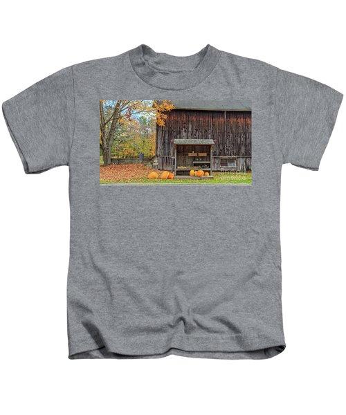 Farm Stand Etna New Hampshire Kids T-Shirt