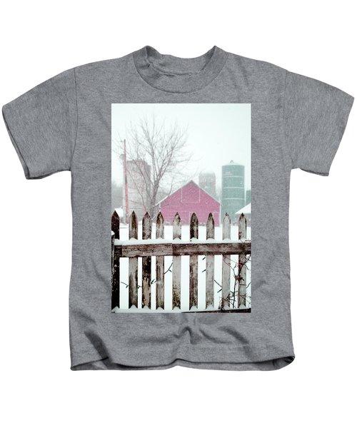 Farmline Christmas Kids T-Shirt
