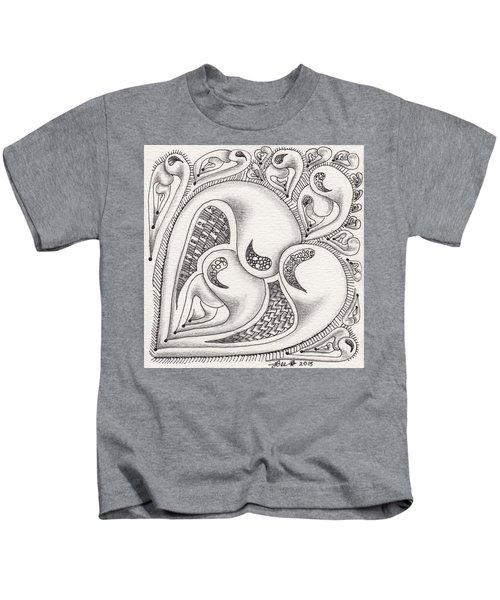 Father Heart Kids T-Shirt