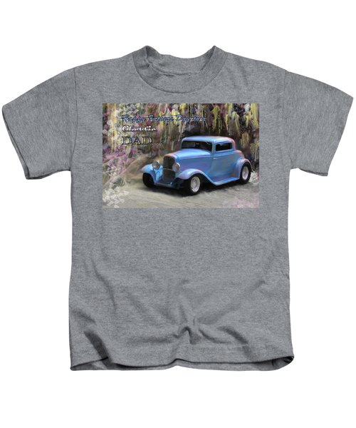 Fathers Day Classic Dad Kids T-Shirt