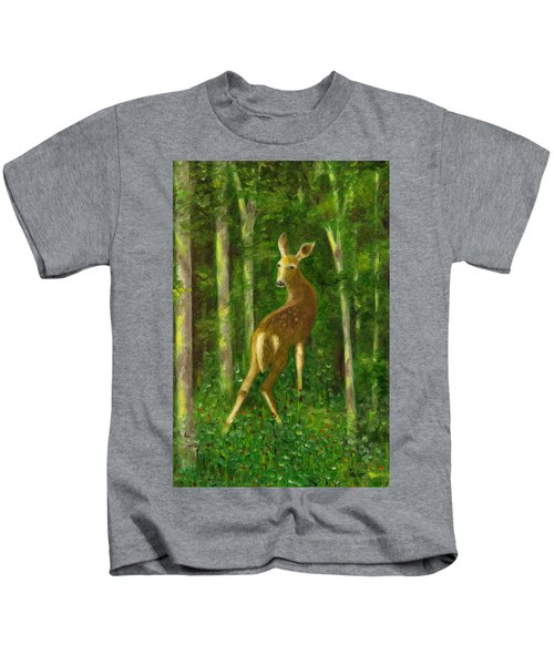 Fawn Kids T-Shirt
