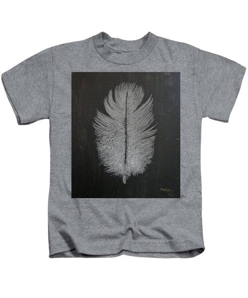 Feather 1 Kids T-Shirt