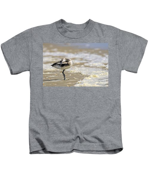 Feather Bed Kids T-Shirt