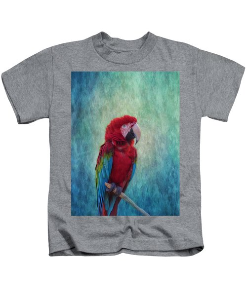 Feathered Friend Kids T-Shirt