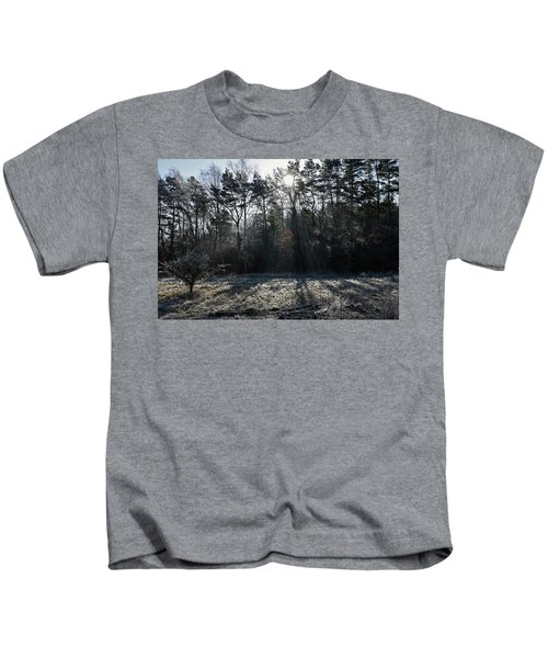 February Morning Kids T-Shirt